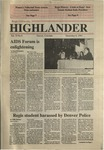 1993 Highlander Vol 75 No 8 December 9, 1993