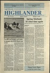 1994 Highlander Vol 76 No 12 March 31, 1994
