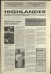 1994 Highlander Vol 77 No 1 September 7, 1994
