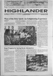 1994 Highlander Vol 77 No 4 September 28, 1994