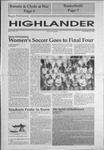 1994 Highlander Vol 77 No 10 November 9, 1994