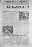 1995 Highlander Vol 77 No 20 March 22, 1995