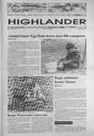 1995 Highlander Vol 77 No 24 April 19, 1995