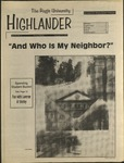 1997 Highlander Vol 80 No 3 September 22, 1997