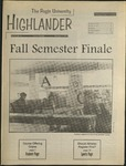 1997 Highlander Vol 80 No 10 November 17, 1997