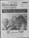 1998 Highlander Vol 80 No 18 February 23, 1998