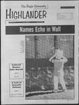 1998 Highlander Vol 80 No 22 April 6, 1998