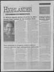 1998 Highlander Vol 81 No 4 November 9, 1998