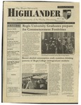 1999 Highlander Vol 81 No 15 April 26, 1999
