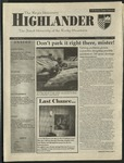 1999 Highlander Vol 82 No 3 October 11, 1999