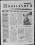 2002 Highlander Vol 84 No 9 February 25, 2002
