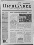 2002 Highlander Vol 84 No 12 April 15, 2002
