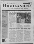 2002 Highlander Vol 84 No 13 April 29, 2002