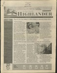 2003 Highlander Vol 86 No 3 October 22, 2003