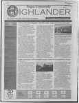2003 Highlander Vol 86 No 5 November 17, 2003