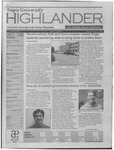 2004 Highlander Vol 86 No 9 March 15, 2004