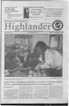 2009 Highlander Vol 92 No 1 September 29, 2009