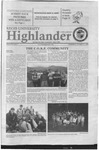 2009 Highlander Vol 92 No 3 October 28, 2009