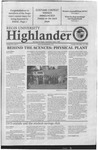 2009 Highlander Vol 92 No 4 November 10, 2009