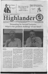 2009 Highlander Vol 92 No 5 November 24, 2009