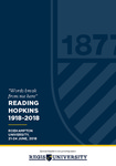 2018 Hopkins Conference Program by Gerard Manley Hopkins, S.J., Society