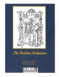 2014 Hopkins Conference Program by Gerard Manley Hopkins, S.J., Society