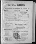 Revista Católica Vol 19-1, Jan-June, 1893