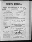 Revista Católica Vol 20-1, Jan-June, 1894