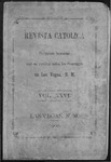 Revista Católica Vol 26-1, Jan-June, 1900
